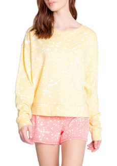 PJ Salvage Flick of the Brush Pullover