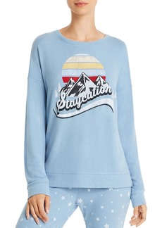 PJ Salvage Gone Napping Long-Sleeve Top