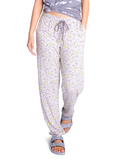 PJ Salvage Happy Days Jersey Lounge Pants