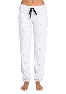 PJ Salvage Lily Rose Terry Lounge Pants