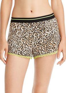 PJ Salvage Neon Night Pajama Shorts