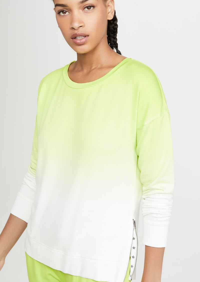 PJ Salvage Neon Pop Ombre PJ Top