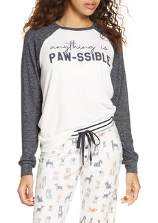 PJ Salvage Pawssible Graphic Tee