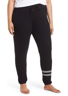 PJ Salvage Peachy High Rise Jogger Lounge Pants (Plus Size)