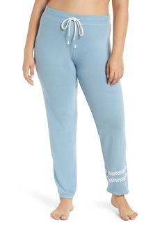 PJ Salvage Peachy Jogger Lounge Pants
