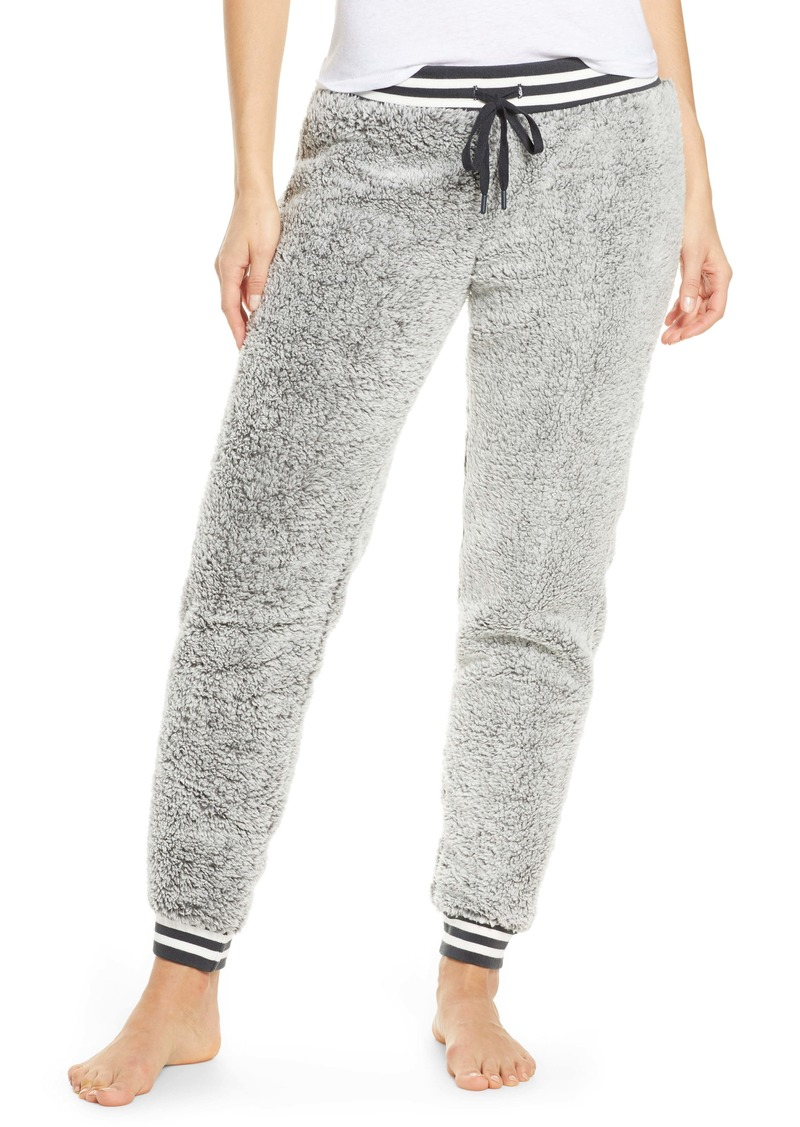 PJ Salvage Pile Fleece Jogger Pants