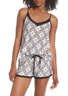 PJ Salvage Print Stretch Modal Camisole