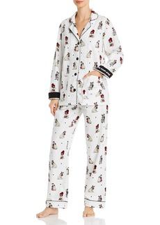 PJ Salvage Printed Cotton Pajama Set
