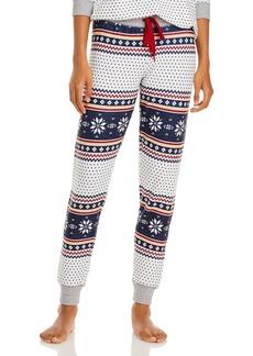 PJ Salvage Printed Pajama Pants