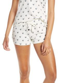 PJ Salvage Rock 'n' Roll Pajama Shorts