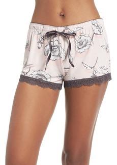 PJ Salvage Shadow Floral Shorts