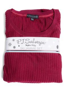 PJ Salvage Ski Pajamas