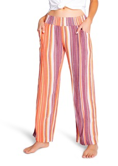 PJ Salvage Slow Jams Stripe Pajama Pants