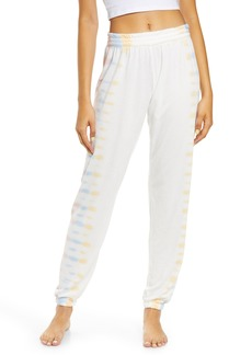 PJ Salvage Sunset Tie Dye French Terry Joggers
