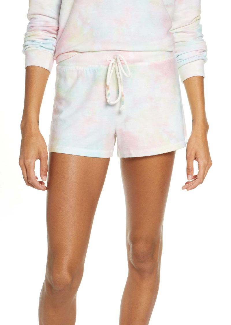 PJ Salvage Tie Dye Lounge Shorts