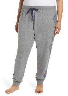 PJ Salvage Winter Escape High Rise Jogger Pants (Plus Size)