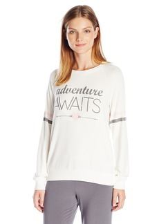 PJ Salvage Women's Adventure Awaits Crew Shirt