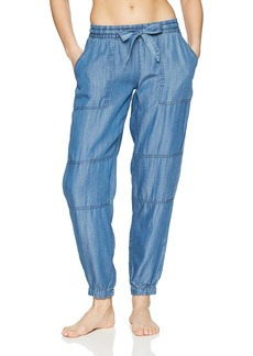 PJ Salvage Women's Blues Banded Pant  M