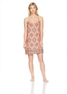 PJ Salvage Women's Boho Babe Chemise Nightgown  L