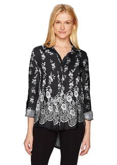 PJ Salvage Women's Boho Babe Shirt  M