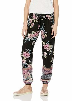 PJ Salvage Women's Bonita Beach Pant  S