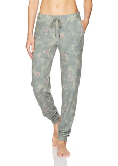 PJ Salvage Women's Butterfly Hunt Jogger Pant  XL
