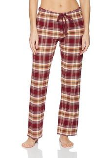 PJ Salvage Women's Cozy Flannel Pajama Pant