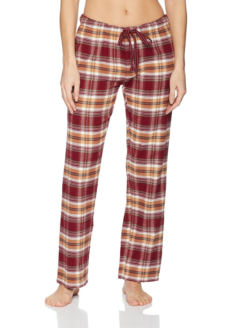 PJ Salvage Women's Cozy Flannel Pajama Pant