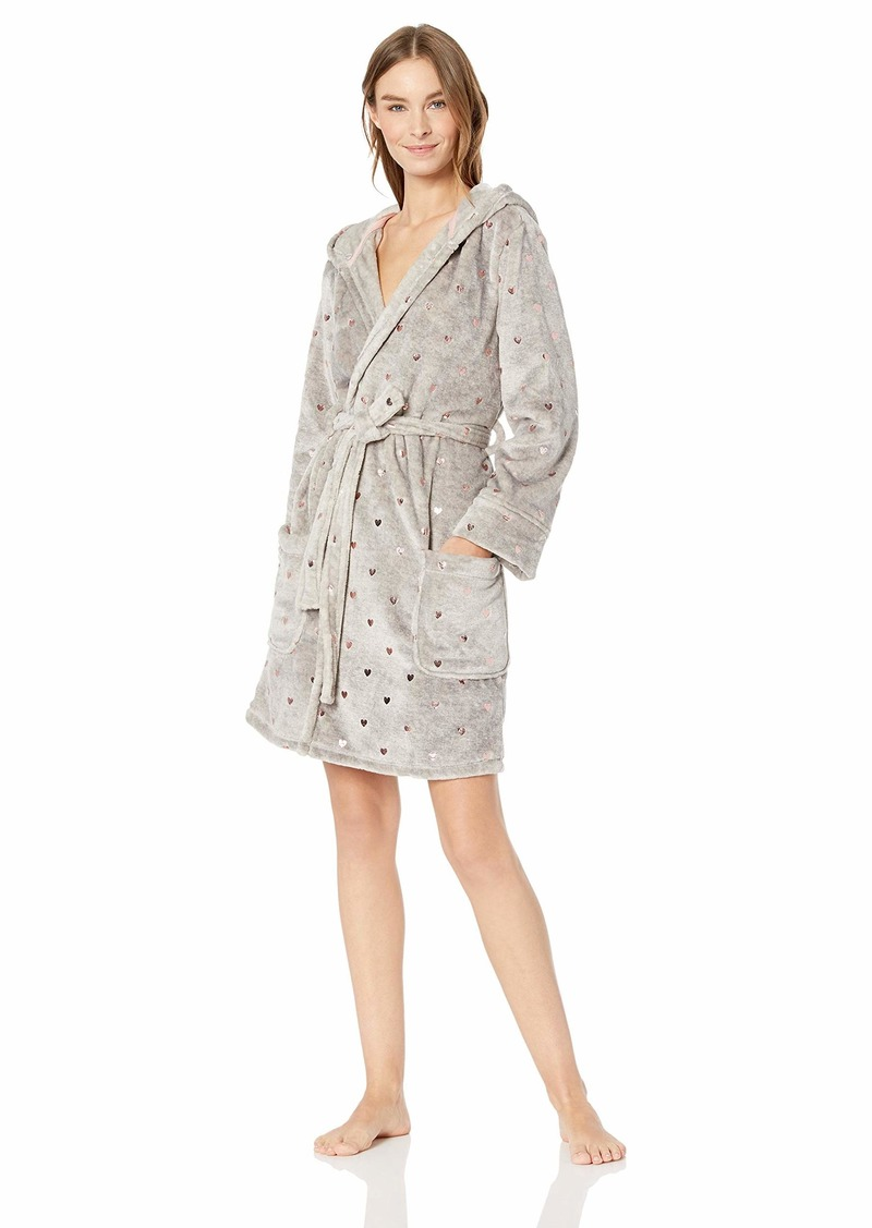 PJ Salvage Women's Cozy Lounge Bath Robe