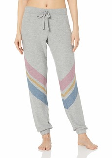 PJ Salvage Women's Lounge Essentials Pant heathergrey L