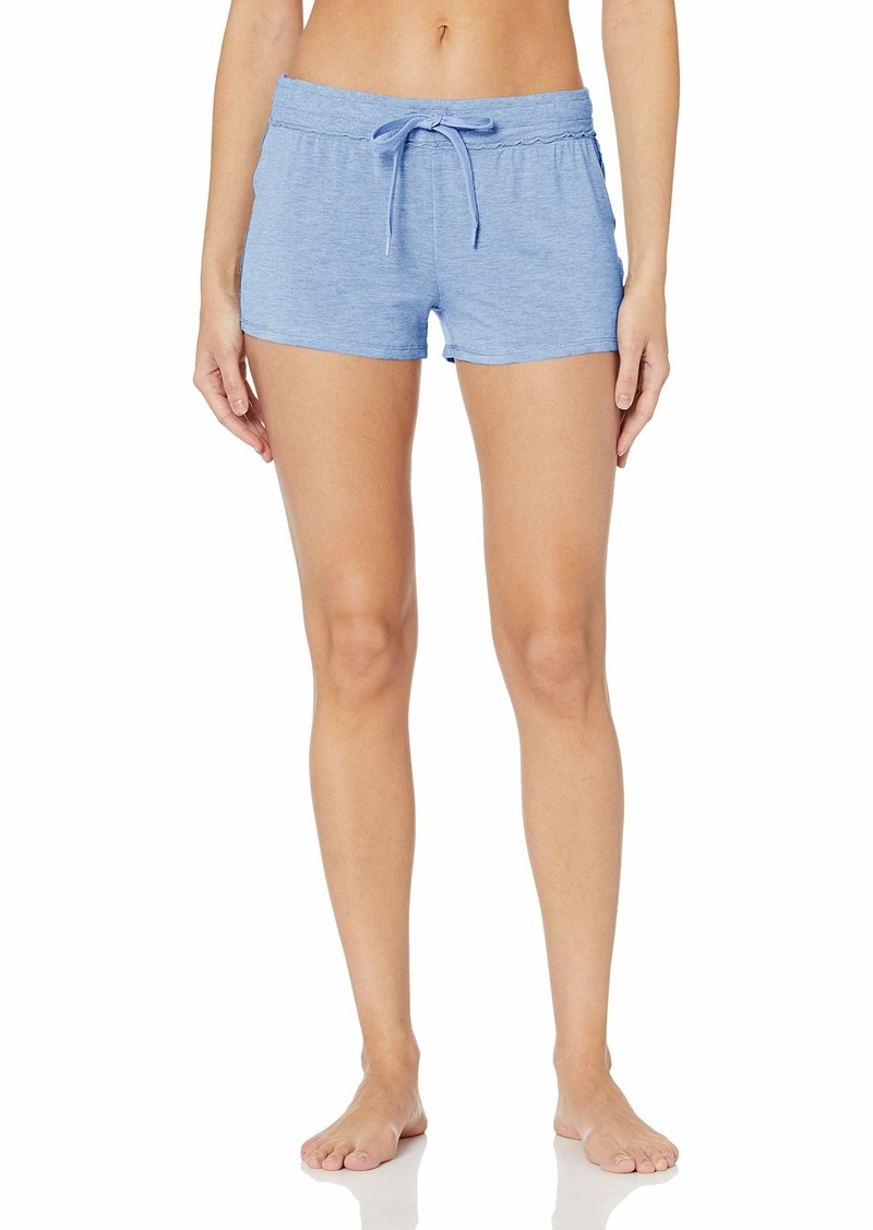 PJ Salvage Women's Lounge Essentials Short