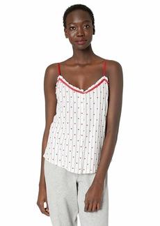 PJ Salvage Women's Lounge Pajama Cami Tank Top