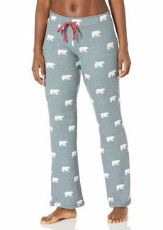 PJ Salvage Women's Loungewear Bear with Me Pant  L