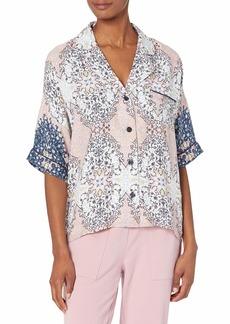 PJ Salvage Women's Loungewear Boho Babe Short Sleeve T-Shirt  S