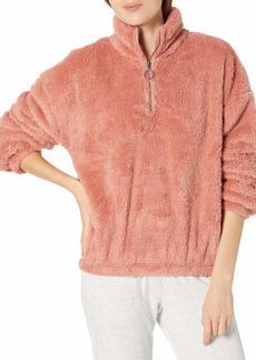 PJ Salvage Women's Loungewear Cozy Cuddlers Long Sleeve Top  XL