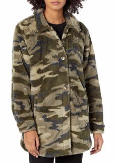 PJ Salvage Women's Loungewear Cozy Items Jacket  L