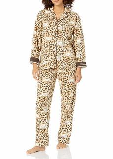 PJ Salvage Women's Loungewear Flannels Pajama Pj Set  XS