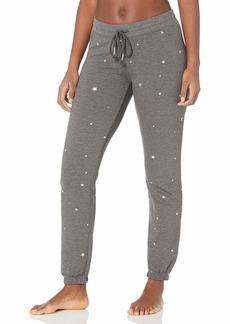 PJ Salvage Women's Loungewear Shining Star Banded Pant  XS