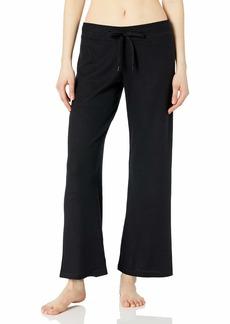 PJ Salvage Women's Loungewear Textured Basics Pant  L