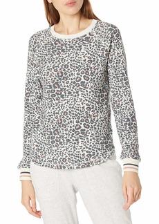 PJ Salvage Women's Loungewear Thermal Lounge Long Sleeve Top  M
