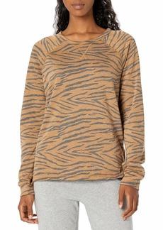 PJ Salvage Women's Loungewear Wild One Long Sleeve Top  XL