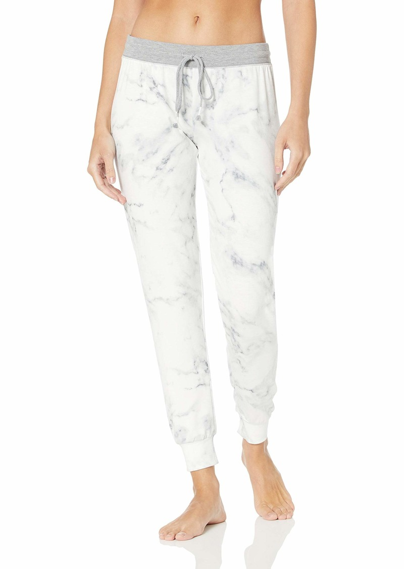 PJ Salvage Women's Marble Lounge Pant  L