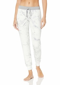 PJ Salvage Women's Marble Lounge Pant  M