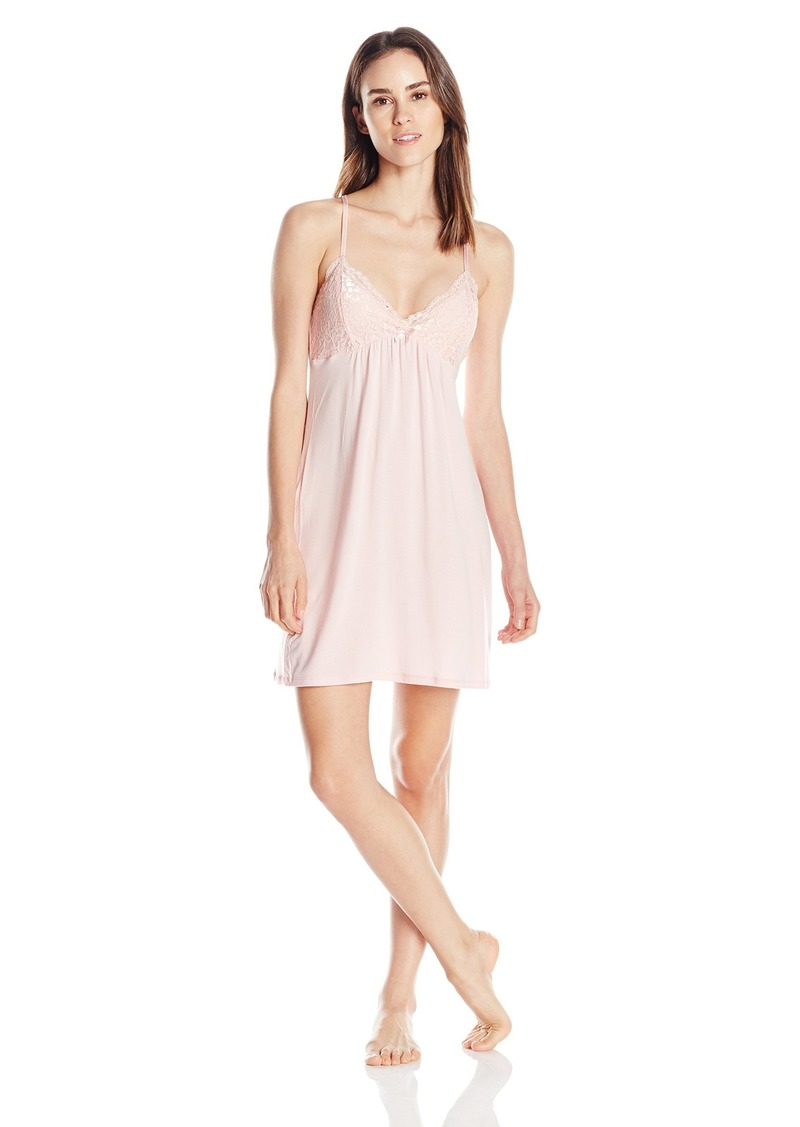 PJ Salvage Women's Modal Basics Nightgown