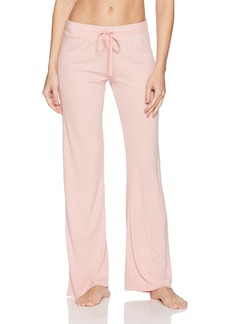 PJ Salvage Women's Basic Open Leg Lounge Pant