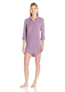 PJ Salvage Women's Modal Basics Sleep Shirt