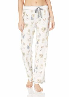 PJ Salvage Women's PAWSITIVELY Spoiled Pant  L