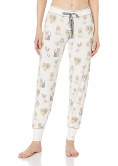 PJ Salvage Women's PAWSITIVELY Spoiled Pant  XS