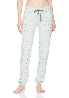 PJ Salvage Women's Peachy Party Jogger Pant  S