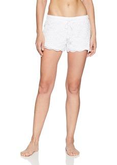 PJ Salvage Women's Printed Lounge Pajama Short